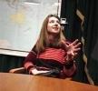 Финал Всемирного компьютерного турнира по преферансу «Кубок Марьяжа» — 1997, Москва— Во-от такая взятка!! (прежде, чем открыть рот, кибитцер должен отойти от игроков на почтительное расстояние)