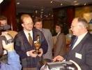Финал Всемирного компьютерного турнира по преферансу «Кубок Марьяжа» — 1997, Москва— Поздравления от спонсоров: берите любой из этих компьютеров