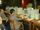 Финал Всемирного компьютерного турнира по преферансу «Кубок Марьяжа» — 1997, Москва— А это Марат - с другой точки зрения